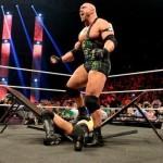 رايباك: أحلام المصارعين في WWE مجرّد وهم وهؤلاء من كنت أتمنى مواجهتهم