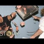 فيديو لنزال تاريخي بين ذا روك ومانكايند