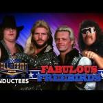 من سيقدم فريق فابليوس فري بيردز في قاعة المشاهير؟