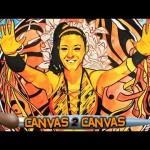 عمل فني لبطلة NXT بايلي (فيديو)