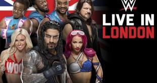 WWE تعلن عن عرض محلي خاص خلال جولة المملكة المتحدة كل الأخبار  كل الأخبار أخبار المصارعة 2016 أخبار WWE