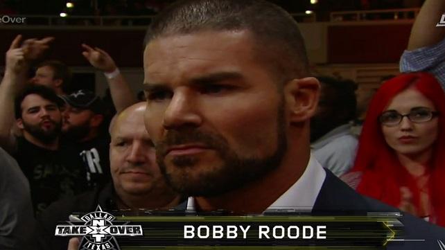 بوبي روود: سعيد لأن WWE لم تتعاقد في السابق!!
