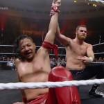 سامي زين يتحدث عن نزاله مع شينسكي ناكامورا في ان اكس تي، ويكشف عن الفرق بين WWE وبين الاتحادات المستقلة