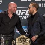 رئيس اتحاد UFC يحسم مسألة مشاركة في كونور مكغريغور في الرسلمينيا 34