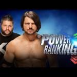 الترتيب الأسبوعي للمصارعين في WWE (فيديو)