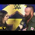 إيريك يونغ سعيد بالقدوم لعروض NXT (فيديو)