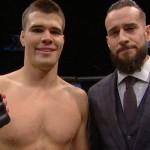 سي ام بانك على الغلاف الترويجي لعرض UFC 203 الكبير (صورة)