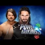 تعرّف على الترتيب الأسبوعي للمصارعين في WWE