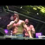 إي سي 3 ودرو غالاوي يسخران من NXT وتريبل إتش (فيديو)