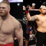 مارك هانت يطالب بأموال بروك ليسنر مع UFC!