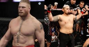 مارك هانت يطالب بأموال بروك ليسنر مع UFC! أخبار يو أف سي UFC كل الأخبار  مارك هانت بروك ليسنر 2016 بروك ليسنر بروك ليزنر أخبار المصارعة 2016 أخبار UFC