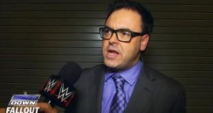 المذيع ماورو رانالو يتحدث عن توزيع المذيعين بعد الانفصال كل الأخبار يوتيوب المصارعة الحرة  ماورو رانالو أخبار المصارعة 2016
