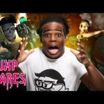 اكزافيير وودز يقدم لعبة جديدة في العالم الافتراضي (فيديو)
