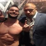 فين بالور متحمس لعودته إلى حلبات المصارعة، راينو عن رأيه بهتافات ECW