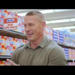 جون سينا يظهر في إعلانات تجارية طريفة (فيديو)
