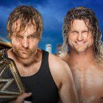 نتيجة وأحداث مواجهة بطولة WWE بين دولف زيجلر ودين أمبروز في سمرسلام 2016