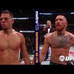 كونور مكجريجور يقدّمان نات دياز مواجهة أسطورية في عرض UFC 202 تعرّف على نتيجتها
