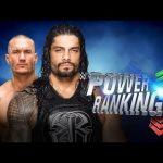 شاهد الترتيب الأسبوعي للمصارعين في WWE وعشرة نهايات مدمرة للسلطات الإدارية (فيديو)