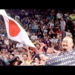 وفاة المصارع ومدير الأعمال الأسطوري الياباني مستر فوجي