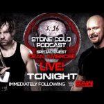 WWE تروّج لمقابلة ستيف أوستن ودين أمبروز على الشبكة