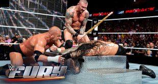 شاهد أعنف ضربات لمصارعين WWE (فيديو) أهم أخبار المصارعة  أخبار المصارعة 2016