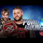 تعرّف على الترتيب الأسبوع للمصارعين في WWE