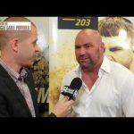 دانا وايت يتحدث عن رأيه بمستقبل سي ام بانك في UFC