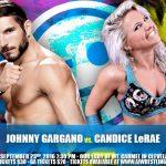 نجم جديد في WWE يتزوّج ويواجه زوجته في الحلبة في نزال كبير