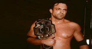 داميان ساندو يغيّر من مظهره ويصبح أول بطل في تاريخ TNA كل الأخبار  داميان ساندو أخبار المصارعة 2016 أخبار TNA