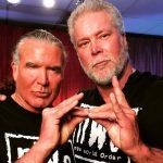كيفين ناش وسكوت هال يتحدثان عن ايامهما فى WWEوWCW