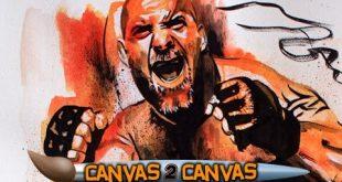 رسّام WWE يبدع مع الأسطورة بيل غولدبيرغ (فيديو) كل الأخبار يوتيوب المصارعة الحرة  أخبار المصارعة 2016