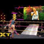شاهد ظهور النجمة ميكي جيمس وإعلانها العودة لحلبات WWE (فيديو)