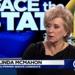 ماهو رأي ليندا ماكمان حول ترشح ذا روك للرئاسة، وتبريرها للتبرعات الذي قدمت للرئيس ترامب