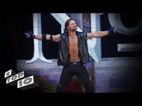 أفضل ظهور فى عام 2016 (فيديو)، اي جي ستايلز يحرج محرري WWE