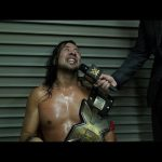 شينسكي ناكامورا ينتزع حزام NXT من ساموا جو (فيديو)