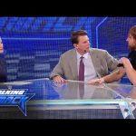 دين أمبروز: أفضل مواجهة براي وايت على الجلوس مع امرأة غاضبة!
