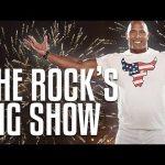 ذا روك يكشف عن كواليس استعداده لحفلته الخاصة بتكريم الجيش (فيديو)
