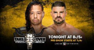 تقرير نتائج وأحداث عرض NXT تيك أوفر سان أنتونيو الكاملة أحداث ونتائج العروض كل الأخبار  عرض NXT تيك أوفر سان اتتونيو أخبار المصارعة الحرة 2017 أخبار المصارعة 2017
