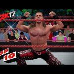 أعنف الاقصاءات في المعركة الملكية على طريقة WWE 2K17 (فيديو)
