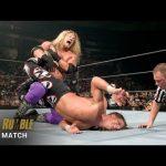 WWE تتذكر مواجهة شون مايكلز وايدج (فيديو)، اصابة قوية لبارون كوربين