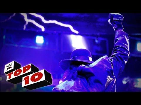 أفضل عشرة لحظات فى عرض الرو الاخير (فيديو)