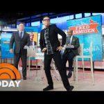 جون سينا يرقص فى برنامج تلفزيوني، جيريكو وكيني أوميغا
