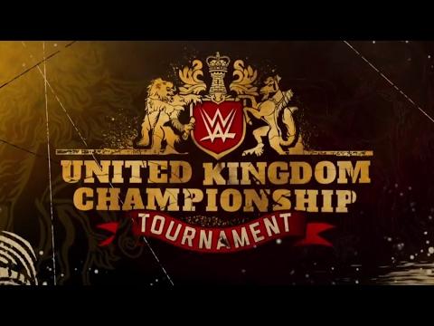 شاهد الاستعدادات والتحضيرات خلف الكواليس لبطولة WWE البريطانية (فيديو)
