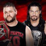 من الفائز بلقب WWE العالمي في رويال رامبل؟ رومان رينز أم كيفين أوينز؟