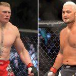 مارك هانت يقاضي بروك ليسنر واتحاد UFC