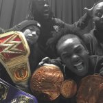 بيغ اي: فوز السود بالاحزمة فى اتحاد WWE يوم مميز لنا