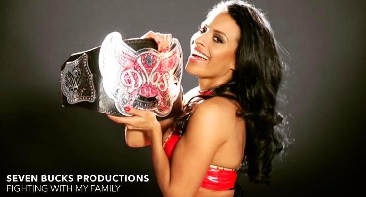 ذا روك يتعاقد مع نجمة TNA سابقة من أجل فيلم ينتجه مع WWE!