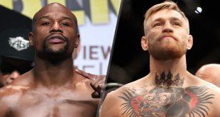 تسريبات حول الوصول لإتفاق بين كونور مكغريغور وفلويد مايويذر أخبار يو أف سي UFC كل الأخبار  كونور مكغريغور فلويد مايويذر أخبار الملاكمة أخبار UFC