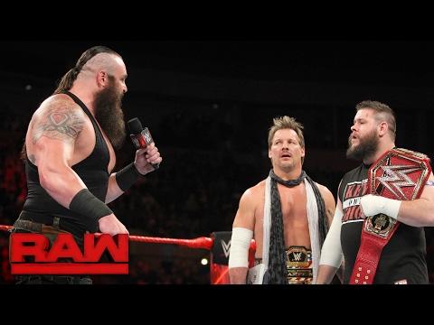 هل نجحت WWE باستقطاب الجماهير لعرض الرو بعد رويال رامبل؟