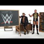 """شاهد جولة في شبكة WWE مع """"البروفيسور"""" إنزو أموري (فيديو)"""